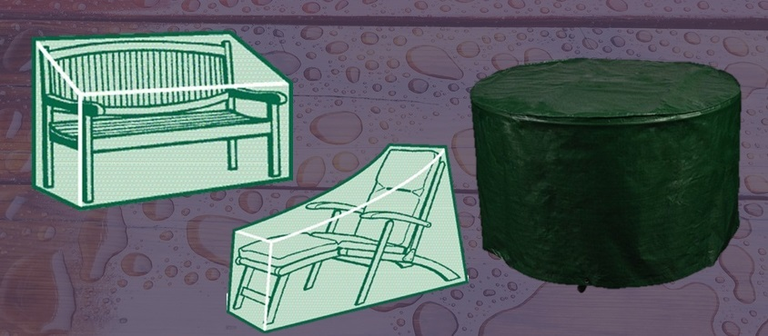 We have a whole range of Garden Furniture Covers to help protect your furniture and other garden items against the Great British weather